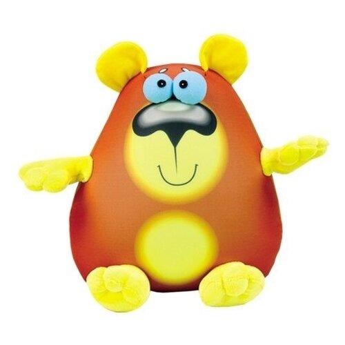 Фото - Игрушка-антистресс Штучки, к которым тянутся ручки Крэйзи Медведь 30 см игрушка антистресс штучки к которым тянутся ручки кисонька голубая 30 см