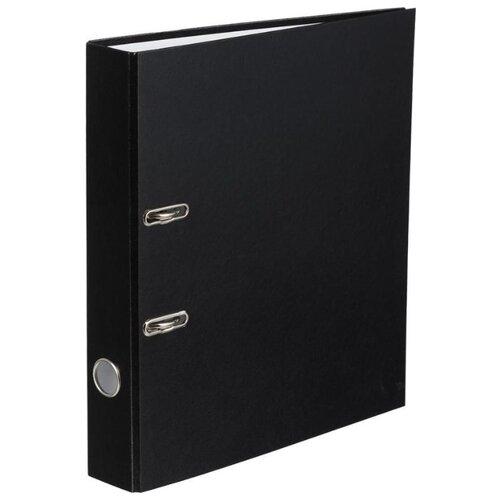 Купить Attache Папка-регистратор Economy A4, бумвинил, 50 мм черный, Файлы и папки
