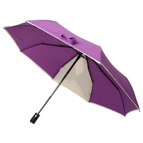 Зонт автомат FLIORAJ Кокетка фиолетовый