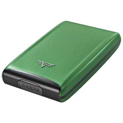 Кредитница TRU VIRTU Razor, зеленый кредитница tru virtu razor лиловый