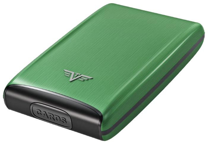 Визитница c защитой Tru Virtu Razor, оранжевый , 104x68x20 мм (16.10.1.0001.03)