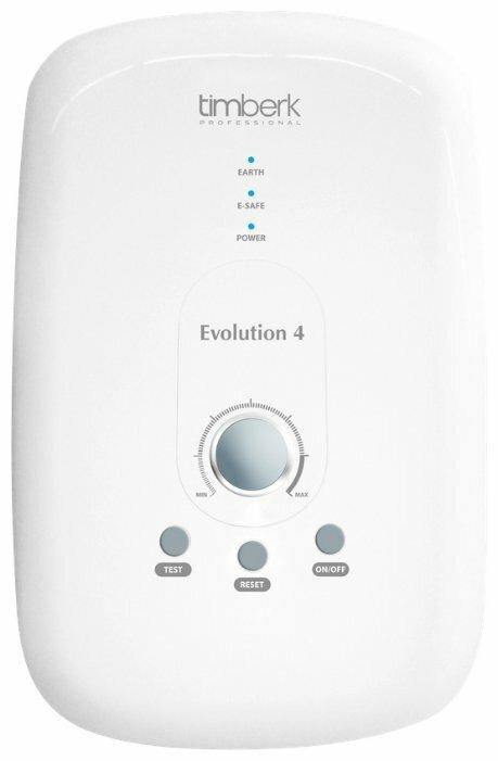 Проточный электрический водонагреватель Timberk WHP 5 OS