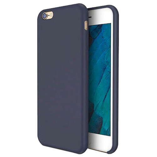 Чехол UVOO Soft Touch для Apple iPhone 6/6s (U001170APP) синий