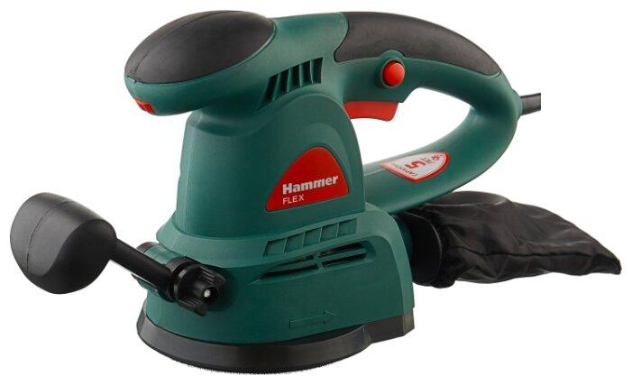 Эксцентриковая шлифмашина Hammer OSM 430