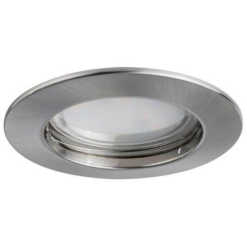 Встраиваемый светильник Paulmann Coin 93976, 3 шт. встраиваемый светильник paulmann 92704 3 шт