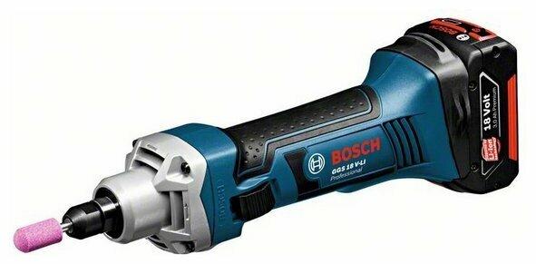 Гравер BOSCH GGS 18 V-LI 0 L-BOXX