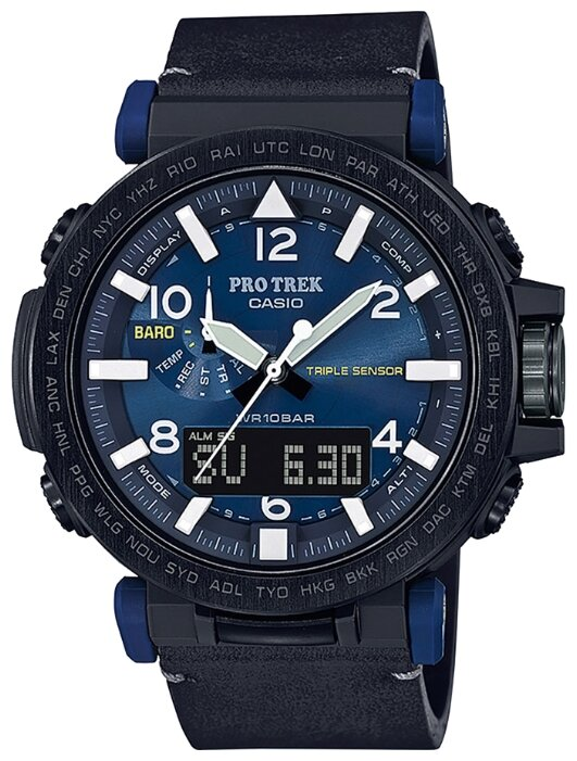 Наручные часы CASIO PRO TREK PRG-650YL-2E