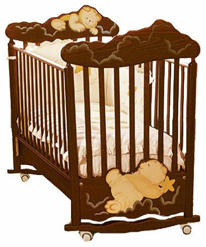Кроватка Baby Expert Fantasogno