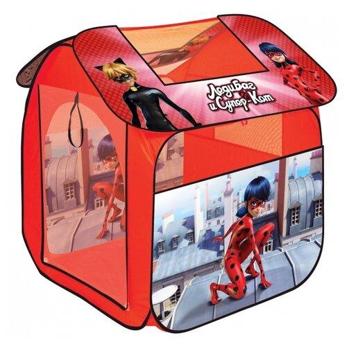 Купить Палатка Играем вместе Леди Баг домик в сумке GFA-LB-R, Игровые домики и палатки