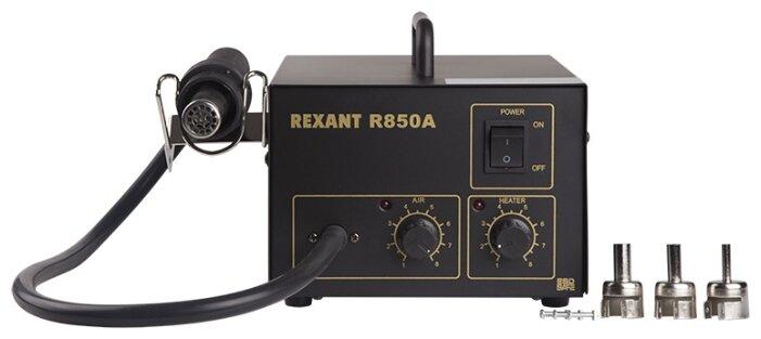Паяльная станция REXANT 12-0716