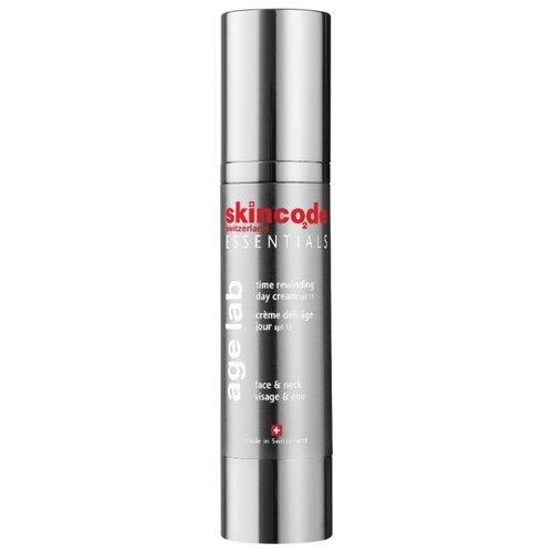 Skincode Essentials Age Lab Дневной омолаживающий крем для лица, 50 мл мицеллярная вода 200 мл skincode essentials