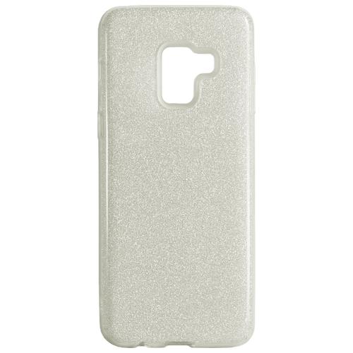 Чехол Akami Shine для Samsung Galaxy A8 серебристыйЧехлы<br>