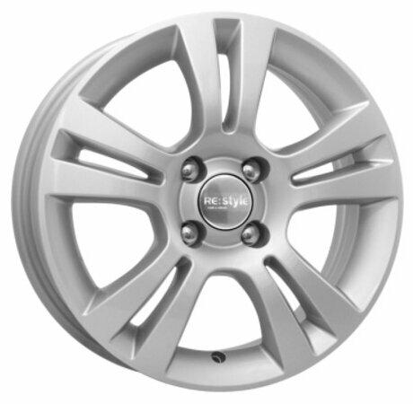 Колесный диск K&K КС445 (15_Corsa) 6x15/4x100 D60.1 ET50 сильвер