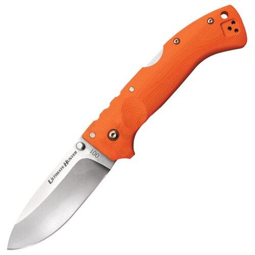 Нож складной Cold Steel Ultimate Hunter (CPM-S35VN) оранжевый нож складной cold steel ak 47