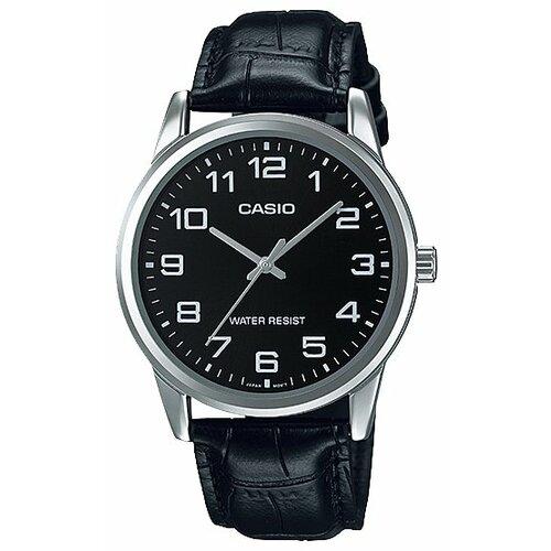 Наручные часы CASIO MTP-V001L-1B наручные часы casio mtp v002g 1b