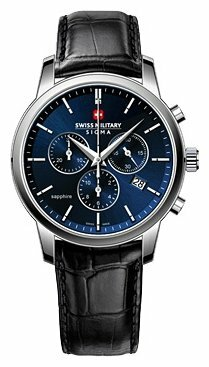 Наручные часы Swiss Military by Sigma SM301.510.01.021