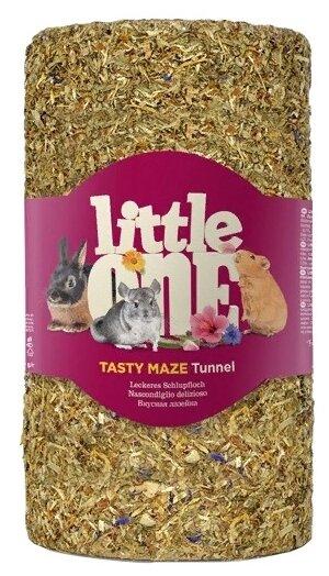 Лакомство для кроликов, грызунов Little One Tasty maze tunnel большой