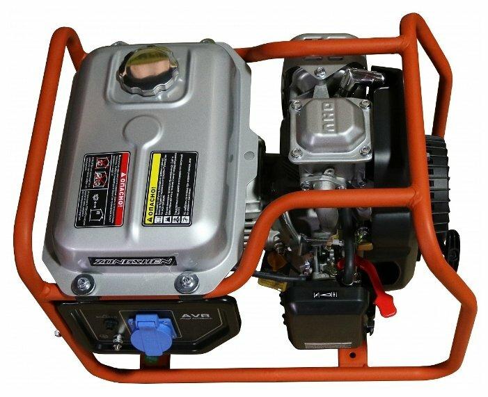Бензиновый генератор ZONGSHEN PH 1800 (1200 Вт)