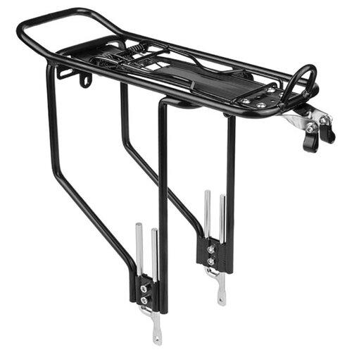 Задний багажник на велосипед STELS NH-CE 327AAJ-X-EJ03 24-28 черный задний багажник на велосипед bike attitude cl611 26 28 черный