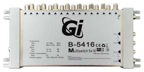 Мультисвич Galaxy Innovations B-5416