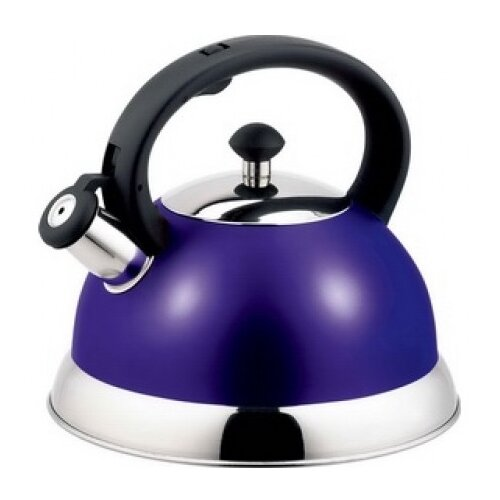 Appetite Чайник со свистком LKD-H063 2,5 л, фиолетовый