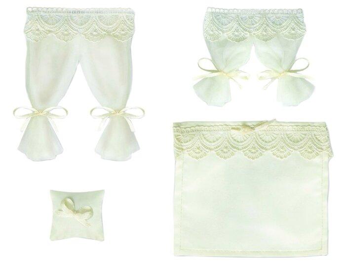 Набор текстиля для интерьера ЯиГрушка Ванильный коктейль (59645-2)