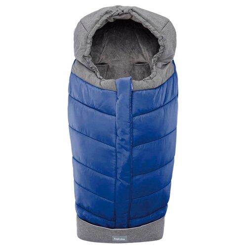 Купить Конверт-мешок Inglesina для прогулочной коляски Stroller Winter Muff royal blue, Конверты и спальные мешки