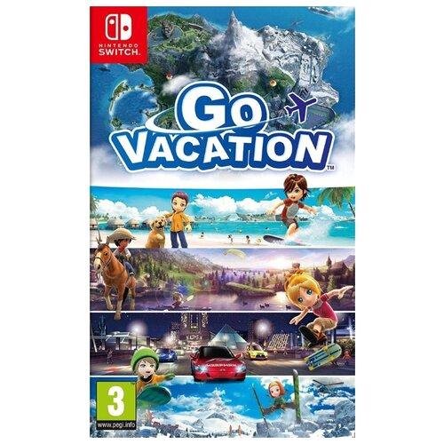 Игра для Nintendo Switch Go Vacation игра для nintendo switch zumba burn it up