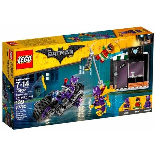 Купить Конструктор LEGO The Batman Movie 70902 Погоня за Женщиной-кошкой, Конструкторы