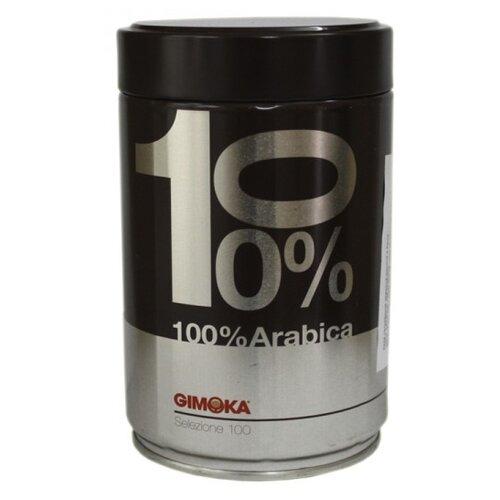 Фото - Кофе молотый Gimoka 100% Arabica, 250 г кофе молотый caffe boasi latina moka 100% arabica 250 г