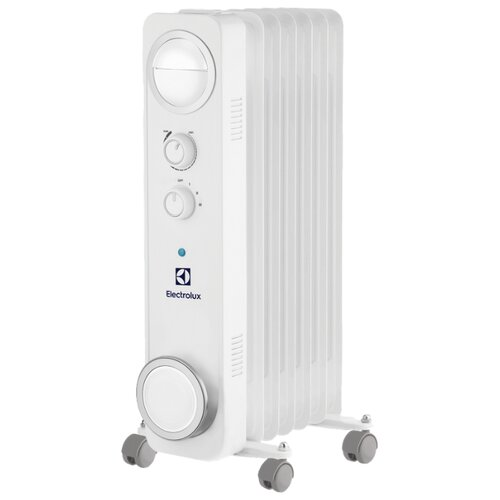 Масляный радиатор Electrolux EOH/M-6157 белыйОбогреватели<br>