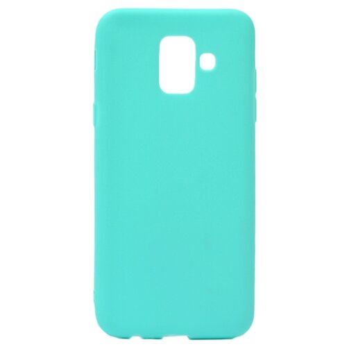 Чехол Gosso 185376W для Samsung Galaxy A6 бирюзовый
