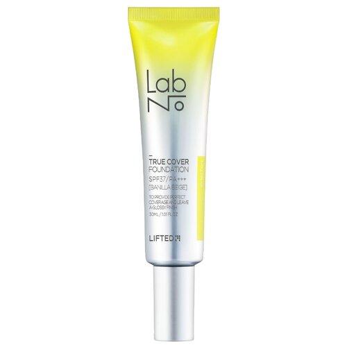 LabNo Тональный крем Lifted True Cover Foundation, 30 мл, оттенок: banilla beige