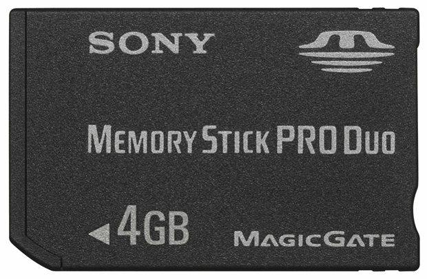 Карта памяти Sony MSX-M*S