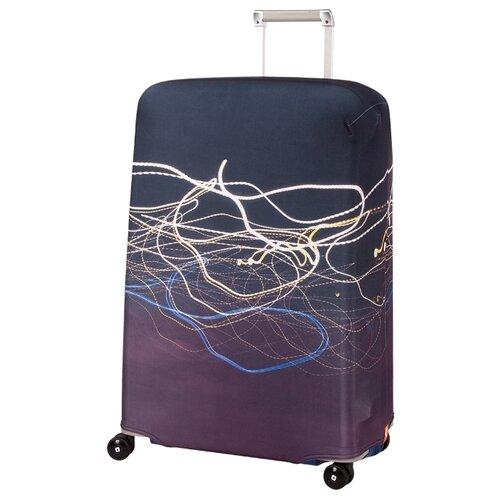 Чехол для чемодана ROUTEMARK inMotion SP240 L/XL, черный inmotion r1