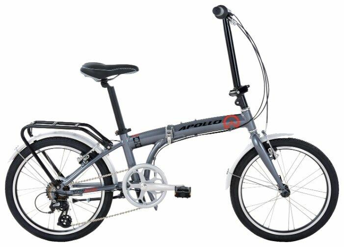 Городской велосипед Apollo Stowaway 20 (2016)