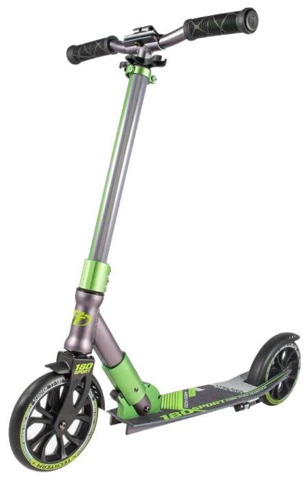Городской самокат Tech Team TT 180 Sport фиолетовый