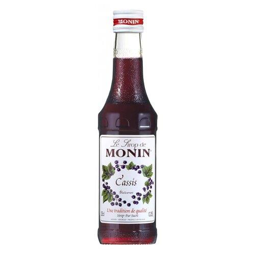 Сироп Monin Черная смородина 0.25 л