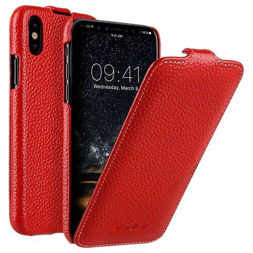 Купить Чехол Melkco Jacka Type для Apple iPhone X/Xs красный