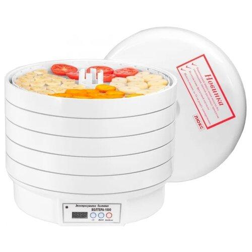Сушилка ВолТера 1000 Люкс (с таймером и электронным блоком управления) белый