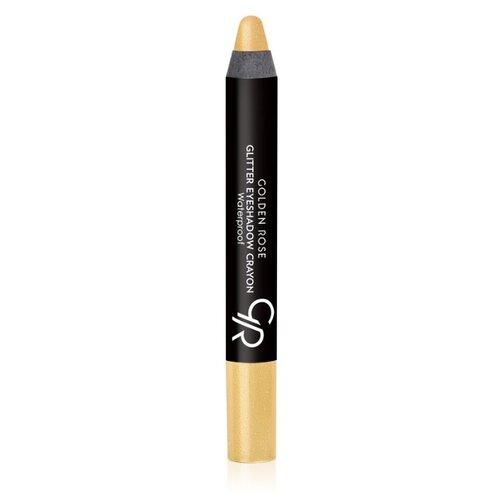 Golden Rose Тени-карандаш Glitter Crayon Waterproof 53