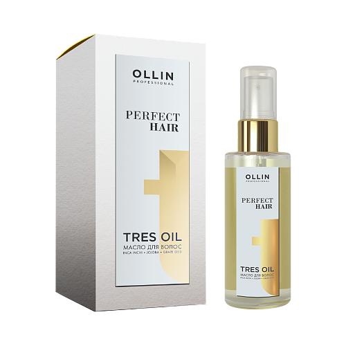 Купить OLLIN Professional Perfect Hair Tres Oil Масло для волос, 50 мл