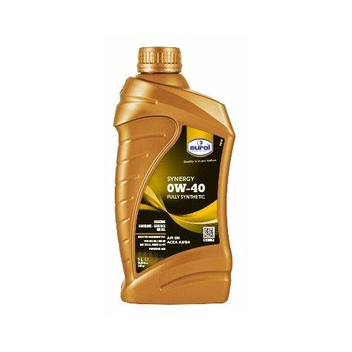 Моторное масло Eurol Synergy 0W-40 1 л