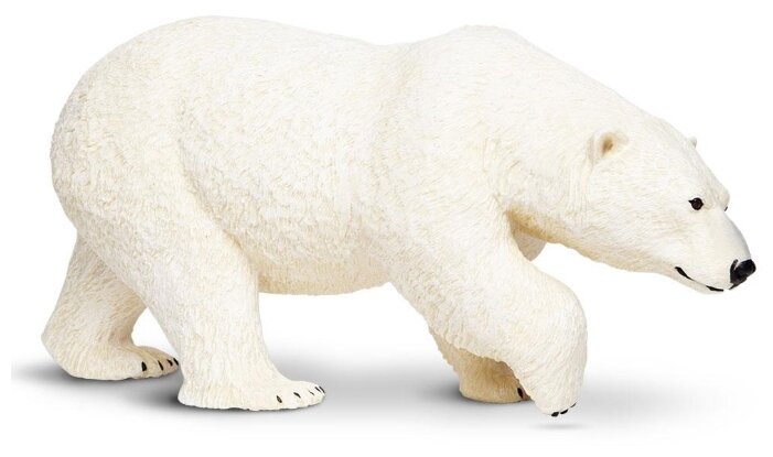 Фигурка Safari Ltd Белый медведь 111689