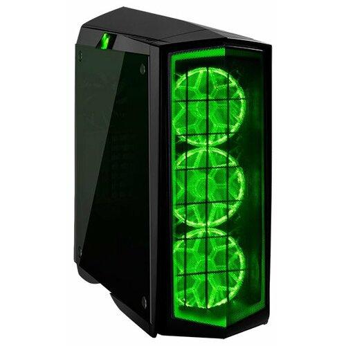 Компьютерный корпус SilverStone PM01B-RGB Black  - купить со скидкой