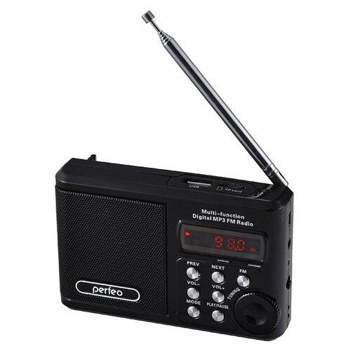 Фото - Радиоприемник Perfeo Sound Ranger SV922 черный радиоприёмник perfeo sound ranger black