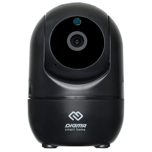 Фото - IP камера DIGMA DiVision 201 черный видеокамера ip digma division 401 2 8мм черный