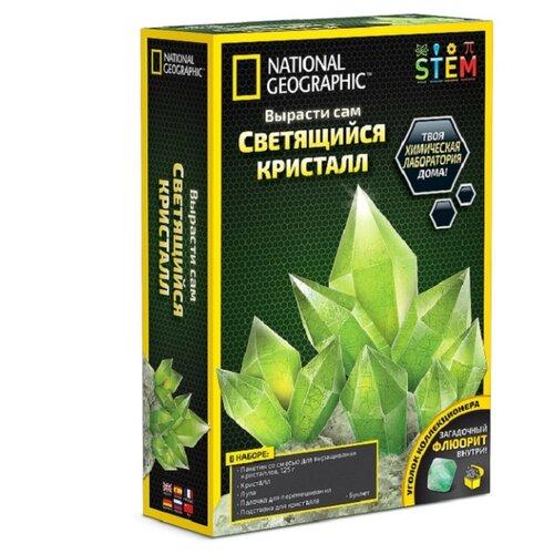 Купить Набор для исследований National Geographic Вырасти сам. Светящийся кристалл, Наборы для исследований