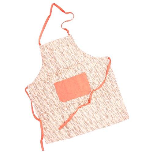 Arya фартук Retro (TR1003509) розовый полотенца arya комплект из 6 ти полотенец arya birdy 30 30 см бело розовый