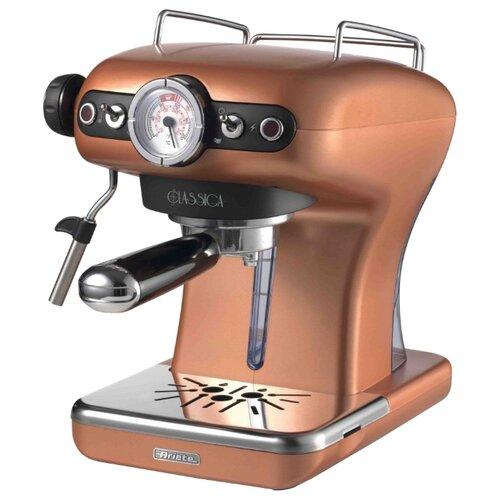 Кофеварка рожковая Ariete 1389 Classica медный кофеварка ariete 1388 retro red